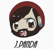 Animated J.Panda head by Pandamon