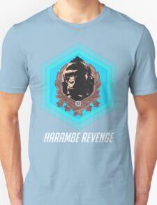 Harambe - Harambe Revenge Overwatch Unisex T-Shirt