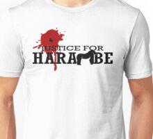 HARAMBE - Justice For Harambe Unisex T-Shirt