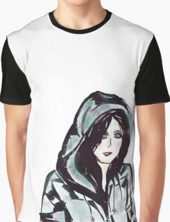Miss Winter Graphic T-Shirt