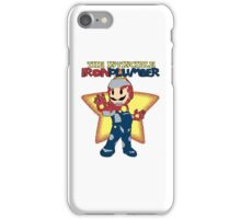 The Invincible Iron Plumber iPhone Case/Skin