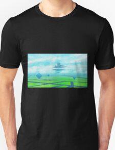 Pokemon Gym - Clefable Unisex T-Shirt