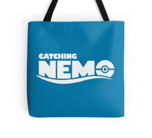 Catching Nemo Tote Bag