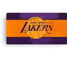 Los Angeles Lakers 04 Canvas Print