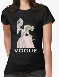 Madonna 1991 Vogue Dangerous Liasons Womens Fitted T-Shirt