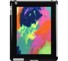 Colourful painting  iPad Case/Skin