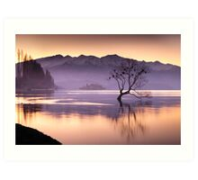That Wanaka Tree Art Print