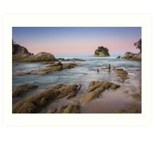Little Kaiteriteri Beach - Tasman - NZ Art Print