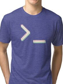 Colorful Prompt Tri-blend T-Shirt