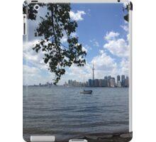 Toronto Islands  iPad Case/Skin