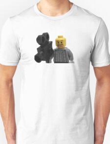 Lego Camerman: Transparent Unisex T-Shirt