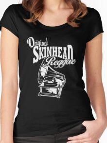 Original Skinhead Reggae Women's Fitted Scoop T-Shirt
