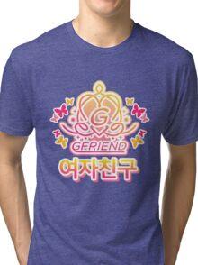 GFRIEND Navillera 1 Tri-blend T-Shirt