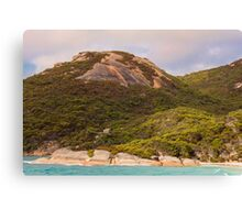 Two People's Bay, Albany, Western Australia #2 Canvas Print