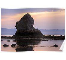 Fifeshire Rock - Nelson - NZ Poster