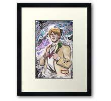 Doctor Who The 5th Doctor Framed Print