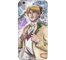 Doctor Who The 5th Doctor iPhone Case/Skin