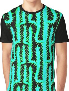 Cactus, green, desert, pattern design, sample, ornaments, nature,  Graphic T-Shirt