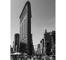 Flatiron Building NYC Photographic Print