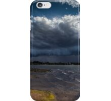 Sydney River Storm iPhone Case/Skin