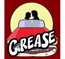 -MOVIES- Grease Photographic Print