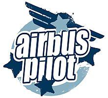 Airbus Pilot Photographic Print