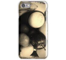Fruit bowl iPhone Case/Skin