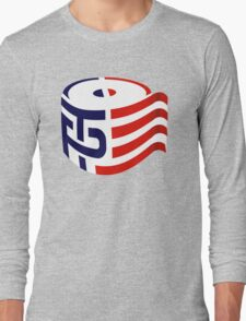 TP - Toilet Paper for America Long Sleeve T-Shirt