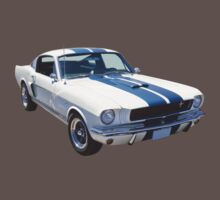 1965 GT350 Mustang Muscle Car Kids Clothes