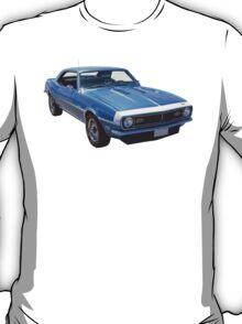 1968 Chevrolet Camaro 327 Muscle Car T-Shirt