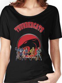 Cartoon Design T-shirt-02 Women's Relaxed Fit T-Shirt