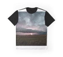 Roll cloud & lightning Graphic T-Shirt