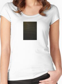 Ad Night - 0059 Women's Fitted Scoop T-Shirt