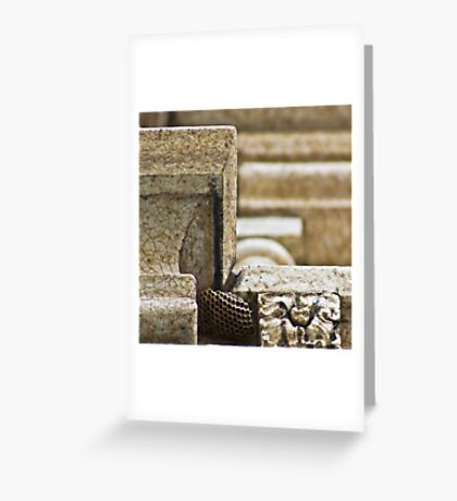 The Great Architects Greeting Card