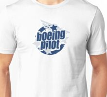 Boeing Pilot Unisex T-Shirt