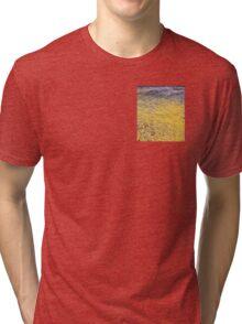 Mellow Yellow - 0019x Tri-blend T-Shirt