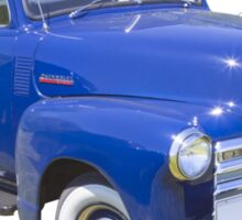 1947 Chevrolet Thriftmaster Antique Pickup Sticker