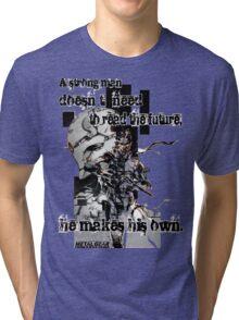 The Snake Tri-blend T-Shirt