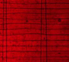 Red Alert - 0079 Sticker