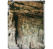 Kinver Rock iPad Case/Skin