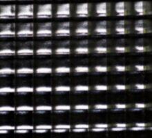 Grid - 0858x Sticker