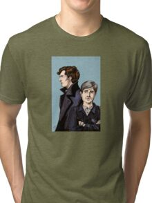 Consulting Detectives Tri-blend T-Shirt