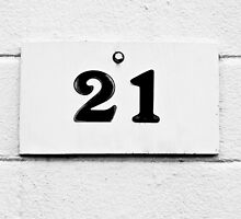 21 Blackjack by Valerie  Fuqua