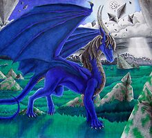 Virulianna LuxNadra Dragoness by Briana Kane