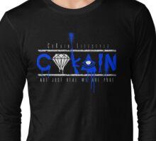 Men's Midnight Sky CoKain Long Sleeve T-Shirt
