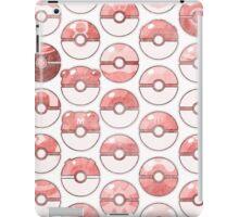 Pokemon Pokeball Red iPad Case/Skin