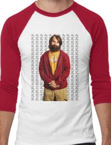 Last man on earth - Alive in Tucson Men's Baseball ¾ T-Shirt