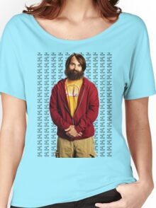 Last man on earth - Alive in Tucson Women's Relaxed Fit T-Shirt