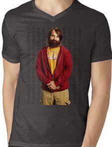 Last man on earth - Alive in Tucson Mens V-Neck T-Shirt