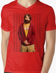 Last man on earth - Alive in Tucson Mens V-Neck T-Shirt